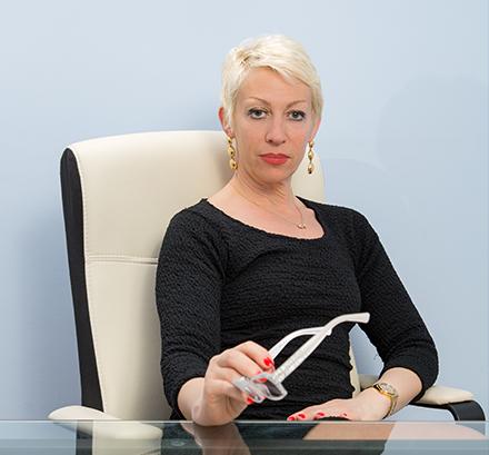 Dottoressa Monica De Stefani